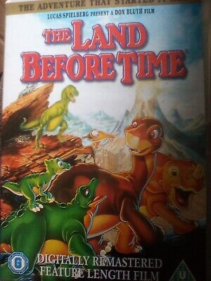 £1.56 • Buy The Land Before Time DVD (2011)