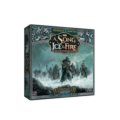 £100.57 • Buy Greyjoy Starter Set A Song Of Ice And Fire