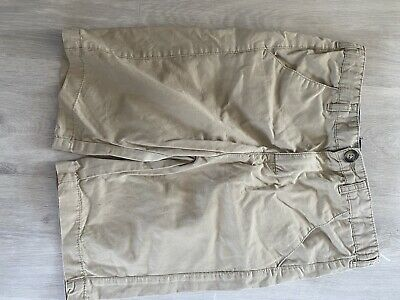 £1.50 • Buy Lee Cooper Boys Shorts In Colour Cream Age 9-10