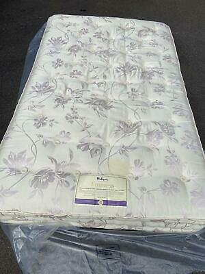 £100 • Buy Relyon Empress Pocket Sprung Small Double Mattress - Collection Only