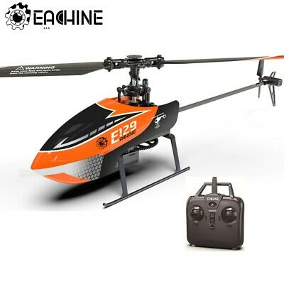 £80.39 • Buy RC Helicopter 4CH Remote Control Eachine E119 Model Aircraft With 4 Batteries