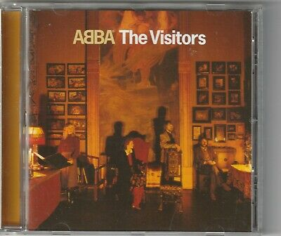 £0.99 • Buy ABBA - The Visitors  (Polar 1981, Reissued 2001)