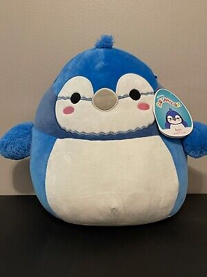 $ CDN1.20 • Buy Squishmallows Babs The Blue Jay 12  CANADIAN EXCLUSIVE BNWT RARE HTF KellyToy