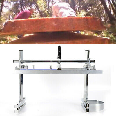 £61.70 • Buy NEW Portable Chain Saw Sawmill Mill Planking Milling Bar Size 14'' To 24  UK