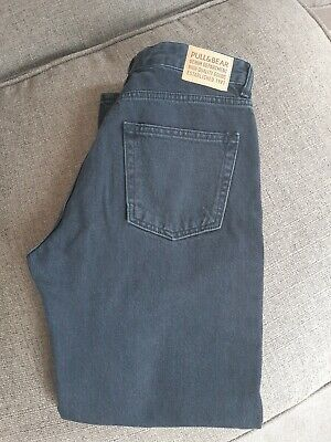 £10 • Buy Ladies Pull And Bear Black Jeans Size 12 (EU 40) NEW