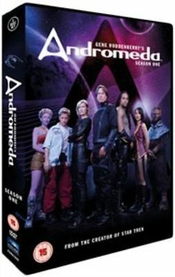 £15 • Buy Andromeda Series 1 Complete (DVD, 2013, 6-Disc Set, Box-Set 22 Episod + Special