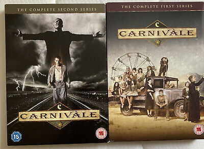 £11 • Buy Carnivale First & Second Series. Excellent Condition