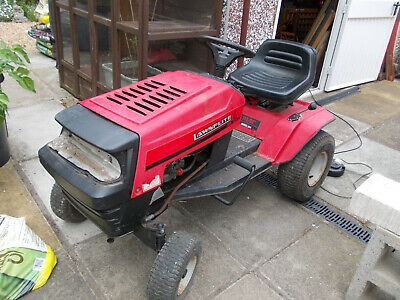£21 • Buy MTD Lawnflite 304 Sit On Mower With Blades/deck Removed, Spares Or Repair.