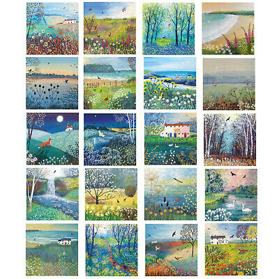 £2.78 • Buy Artistic Blank Greeting Card Various Art Cards By Artist Jo Grundy