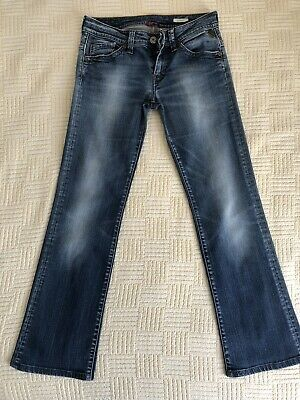 £7 • Buy Ladies Replay Sinnor Jeans 27w/29.5 Inside Leg Only Selling With The Uk Thanks.