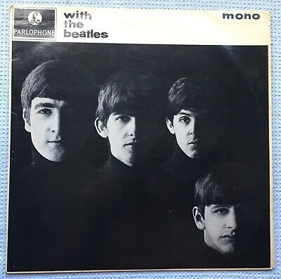 £25 • Buy The Beatles With The Beatles (Parlophone PMC 1206) 1963 GOTTA ERROR 1st Pressing