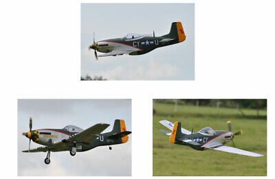 £289.99 • Buy RC Radio Controlled Plane Warbird P-51D Mustang Sport Scale ARTF
