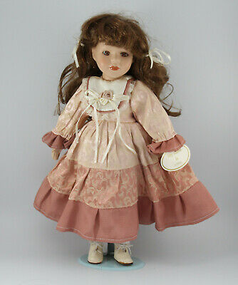 £4 • Buy China Doll With Stand 16  ( Name Bonnie)