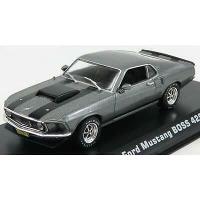 £30.64 • Buy Greenlight Ford USA Mustang Boss 429 Coupe 1969 John Wick Movie I Grey Met 1:43