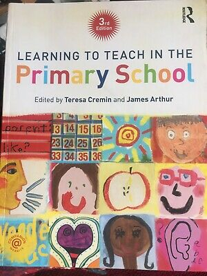 £5 • Buy Learning To Teach In The Primary School 3rd Edition (2014)