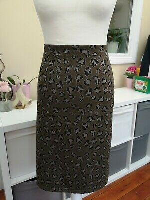 £5.99 • Buy M&S - Ladies Size 20 Spring Summer Stretchy Waist Skirt Excellent Condition