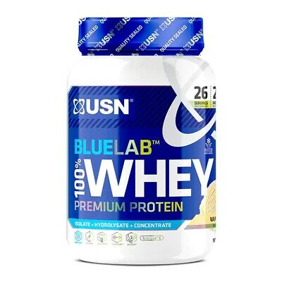 £19 • Buy USN Blue Lab 100% Whey Premium Protein Powder Isolate Hydrolysate Muscle Growth