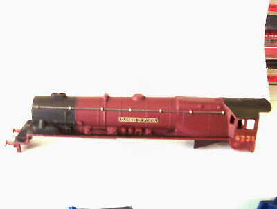£4 • Buy Hornby Dublo 3 Rail Loco Body Only For DUCHESS OF ATHOLL 4-6-2 LMS Maroon