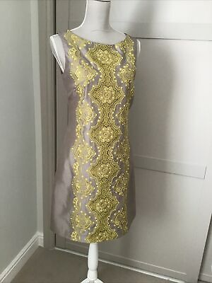 £8.99 • Buy Ladies Monsoon Embroidered Dress Size 10