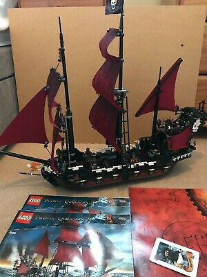 £310 • Buy LEGO Pirates Of The Caribbean Queen Anne's Revenge (4195)