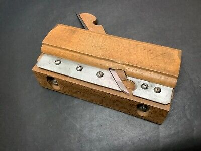 £12 • Buy Groove Cutting Plane (3/16 Cutter)Old Tool