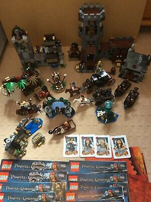 £61 • Buy LEGO Pirates Of The Caribbean 4183, 4181, 4193, 4182, 4192, 4194, 4191 Lot