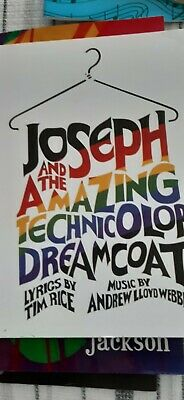 £4.99 • Buy Joseph And The Amazing Technicolour Dreamcoat Score And Cd Excellent Condition