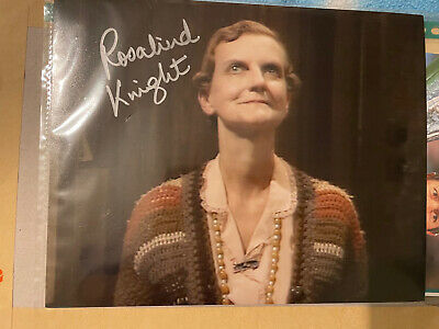 £15 • Buy Only Fools & Horses Signed Rosalind Knight Jolly Boys Outing (Mrs Creswell)