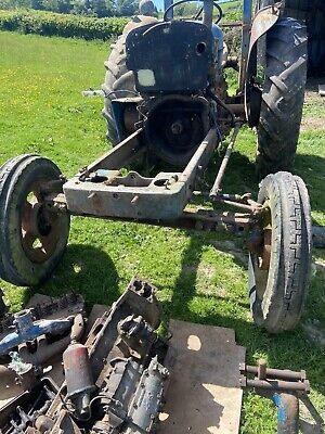 £700 • Buy Fordson Major 1955 Tractor Project