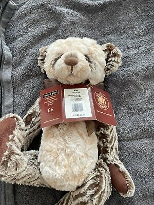 £31 • Buy QVC Charlie Bears * Alan * 2015 Secret Collection - Isabelle Lee - Retired