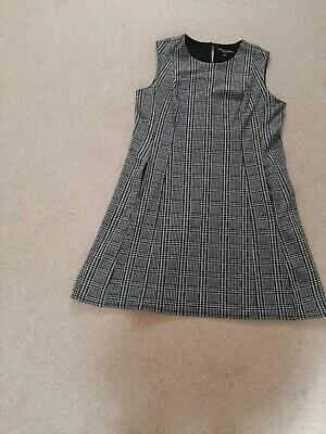 £4.99 • Buy Ladies  A Line Dress - Check - Dorothy Perkins - Size 18 - Used