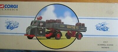 £14.99 • Buy Corgi Classics Scammell Scarab Watneys Of London Limited Edition