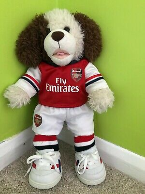 £10 • Buy Build A Bear Arsenal Kit And Cuddle Toy