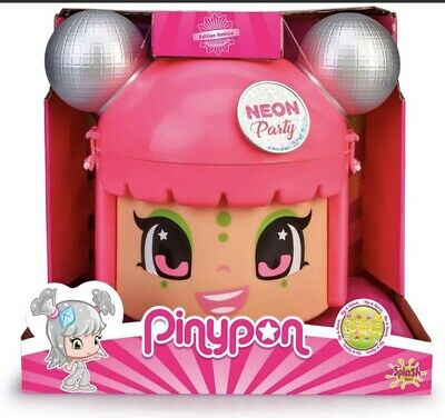 £29.99 • Buy Pinypon Mix & Match Neon Party Container 5 Figures Exclusive Edition Limited