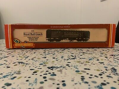 £10 • Buy Hornby 00 Gauge R416 BR Operating TPO Coach Royal Mail Letters NSX 80363