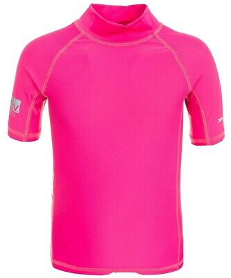 £2.99 • Buy Crew Pink Lady 9/10 Swimming Top With UV Protection