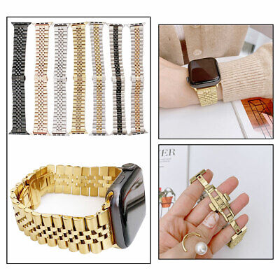 AU21.69 • Buy For Apple IWatch Series 6 SE 5 4 3 2 1 Stainless Steel Watch Band 38 40 42 44mm