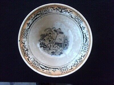 $27.99 • Buy Vintage Petrus Regout & Co., Maastricht Pajong China Bowl, Holland, Pre Owned.