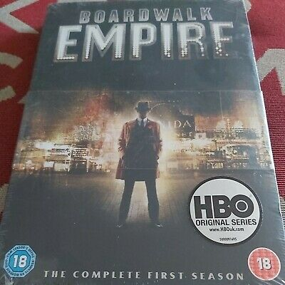 £1.99 • Buy Boardwalk Empire  -  The Complete First Season Series One Hbo New & Sealed