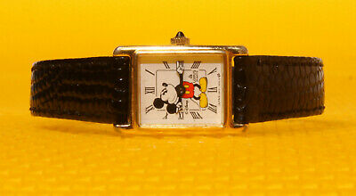 $ CDN58.30 • Buy Women's Vintage MICKEY MOUSE By LORUS / SEIKO Саrtier-Homage  V810-5000  Watch