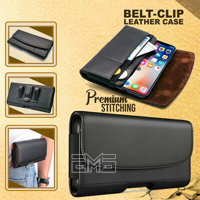AU11.99 • Buy Wallet Clip Pouch Holder Case Belt Holster Cover For Oppo A91 A57 A72 A73 A74 5G