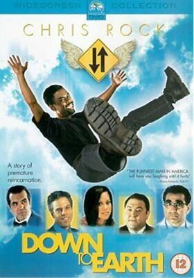 £1.99 • Buy Down To Earth WIDESCREEN EDITION Chris Rock DVD Film
