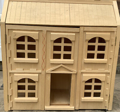 £27.50 • Buy Chad Valley Wooden Dolls House - Project
