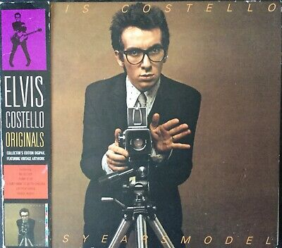 £2.50 • Buy Elvis Costello~This Year's Model~ORIGINALS COLLECTOR'S EDITION~Hip O Records USA