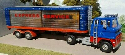 £14.70 • Buy Corgi 1137 Ford H Series Tilt Cab (repainted) Express Services Truck