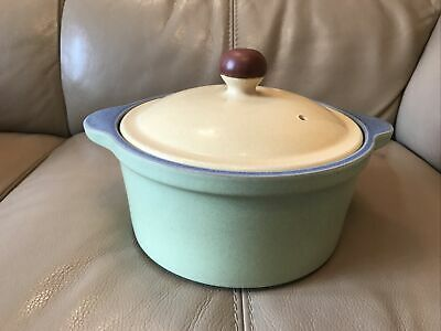£15 • Buy Denby 'juice' 2l Tureen / Casserole Dish With Lid