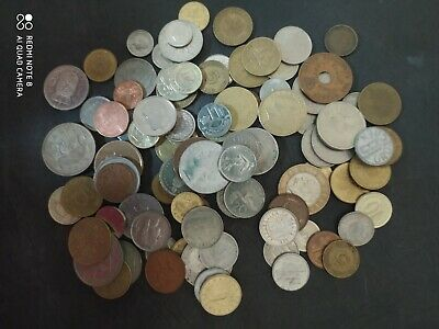 £4.99 • Buy Approx 70 Foreign Coins