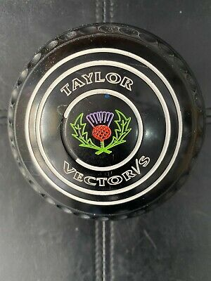 £59 • Buy Taylor Vector VS Lawn Bowls -Size 4 - 2021 Stamped