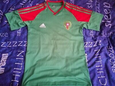 £1.99 • Buy Official Morocco 2017 Home Football Shirt.. Adidas.. Mens Size M