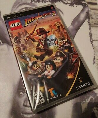 £12.99 • Buy BNIB NEW SEALED Lego Indiana Jones 2 The Adventure Continues GAME For SONY PSP